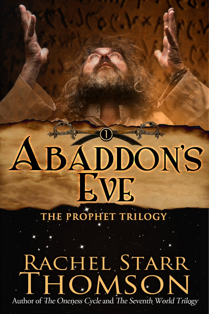 Abaddon's Eve ebook cover