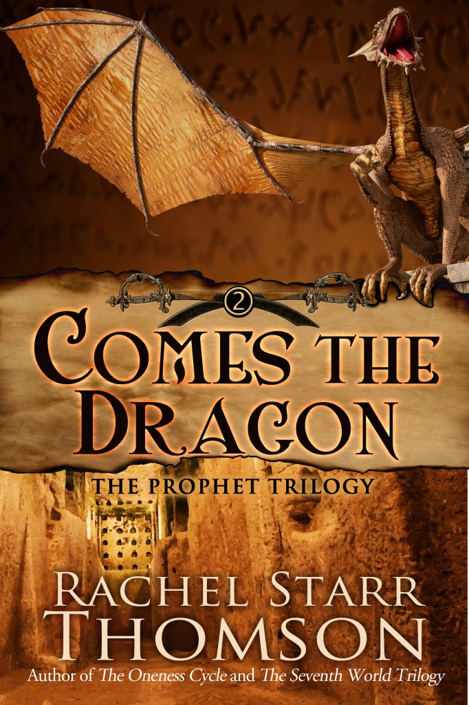 Comes the Dragon ecover